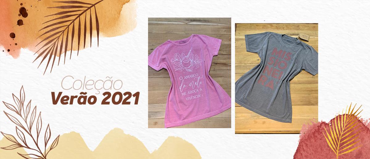 Coleção Verão 2021 Marianita Ortaça
